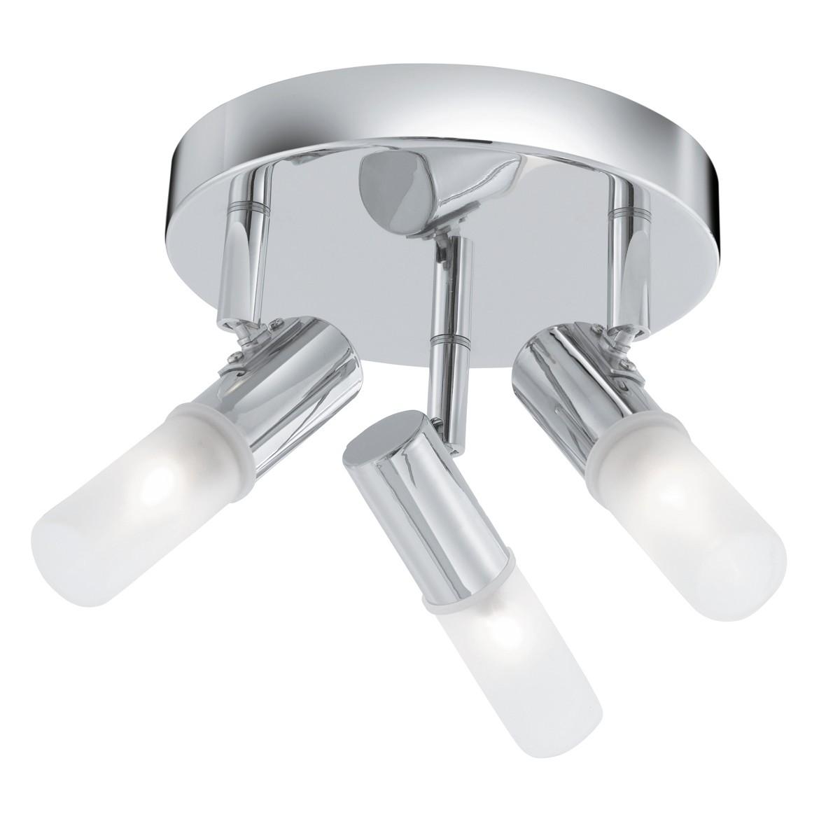 Ribbed Glass Diffuser 212031RT Rustic Capital Lighting Reid 3 Light Ceiling