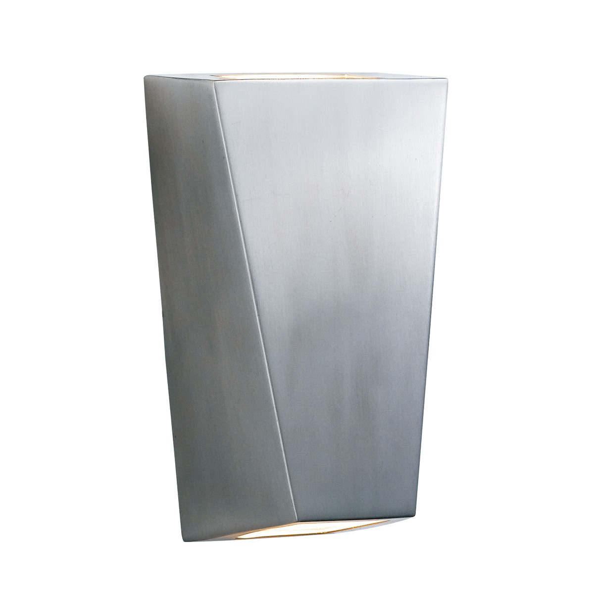 STAINLESS STEEL IP44 2 LIGHT OUTDOOR WITH FROSTED GLASS 5600 2SS
